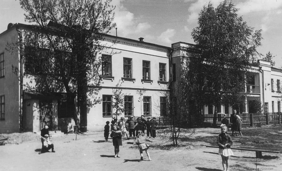 Детский сад №2. Выкса