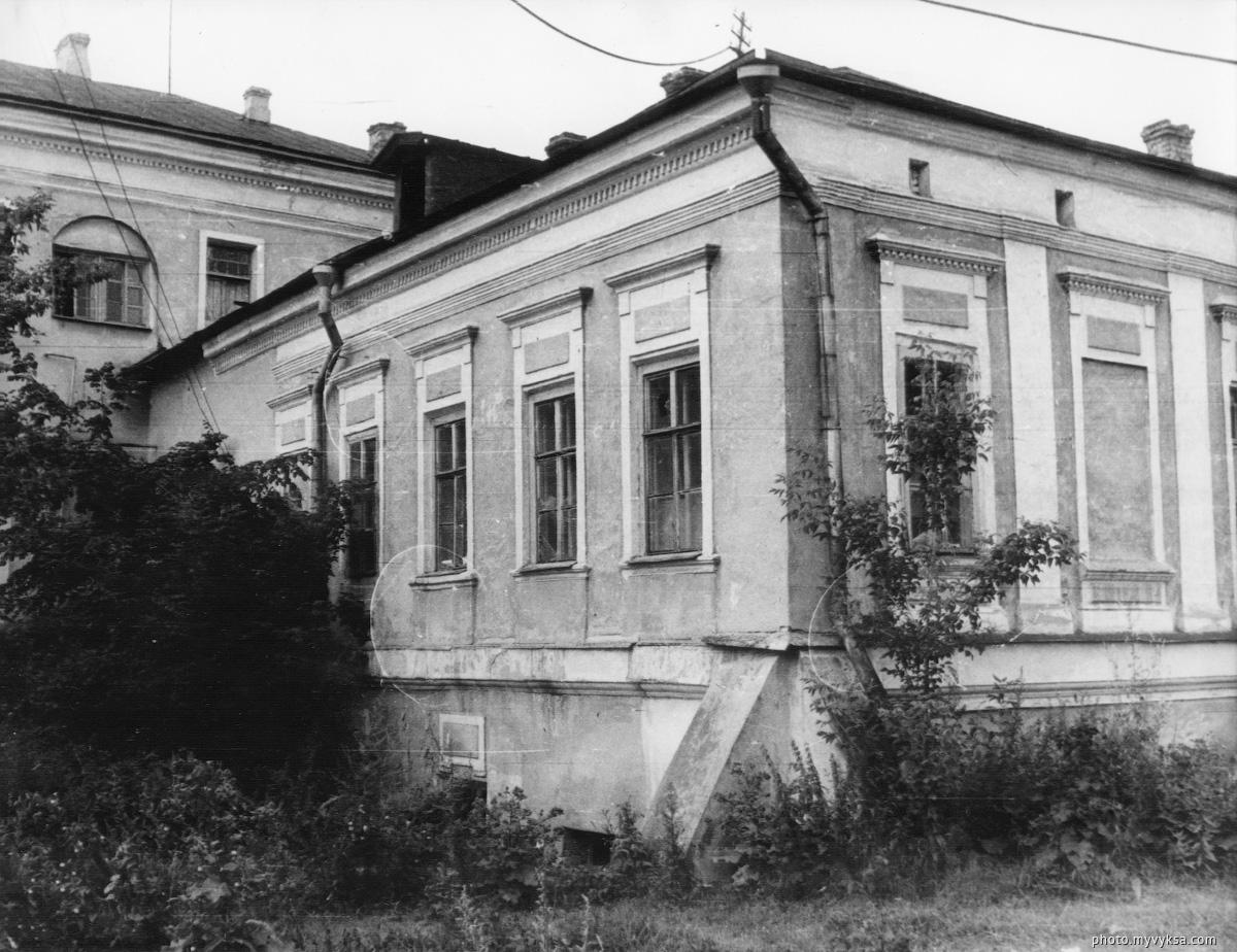 Главный дом. Выкса — фото старой Выксы