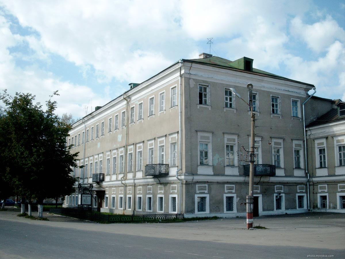 Баташевский дом до реставрации