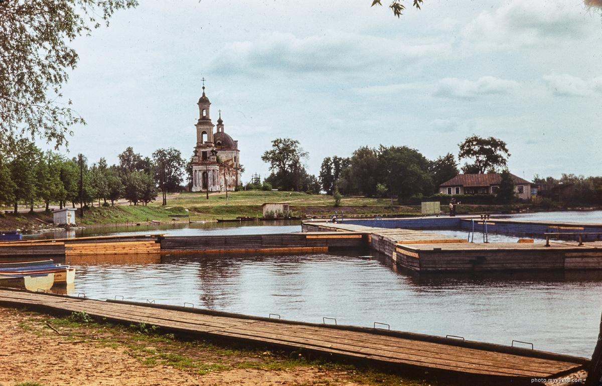 Христорождественская церковь. Выкса