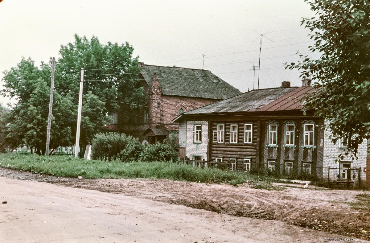 Здание представительства «Зингер» в Выксе