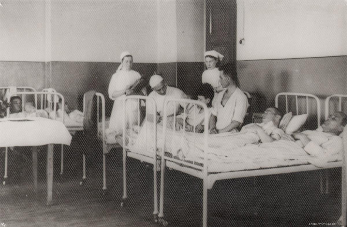 Госпиталь в ДК им. Лепсе. Выкса
