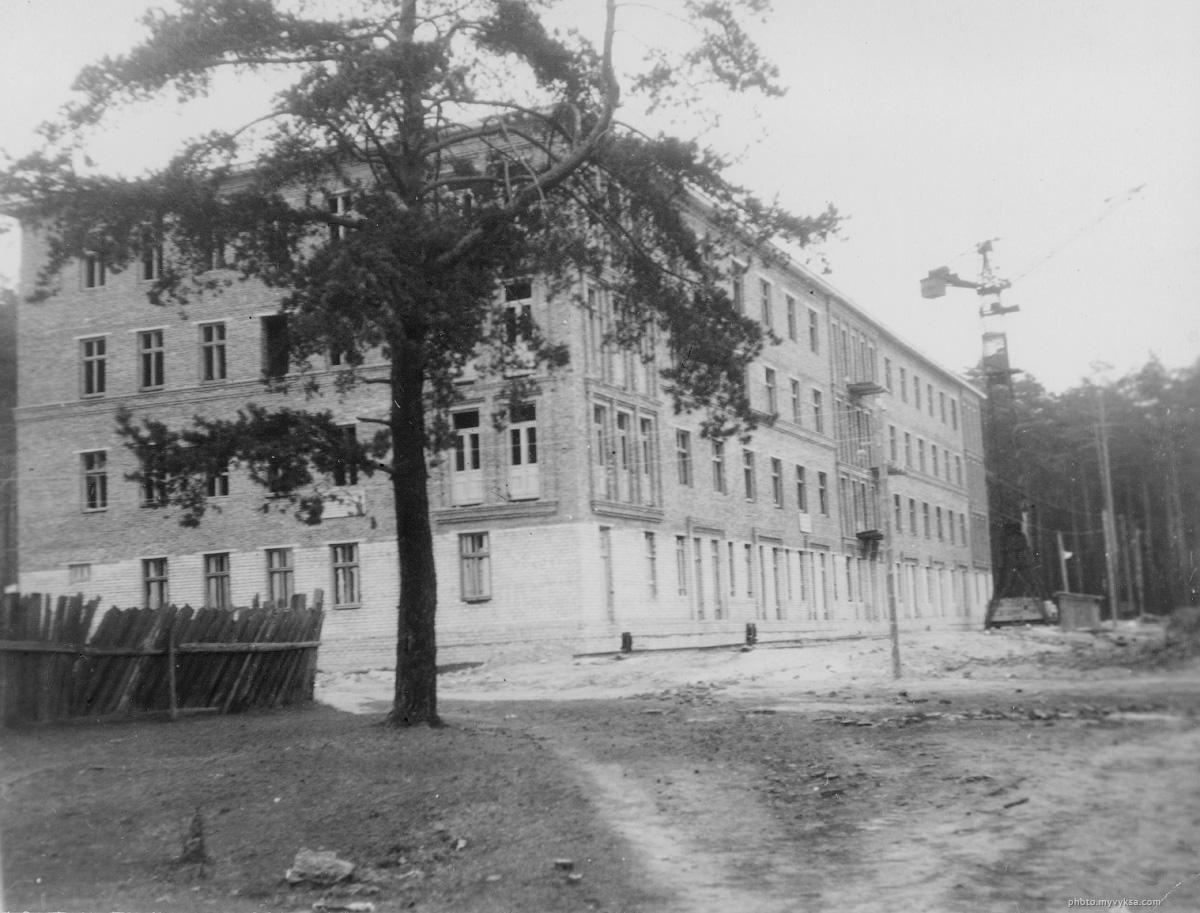Строительство инфекционной больницы в Выксе