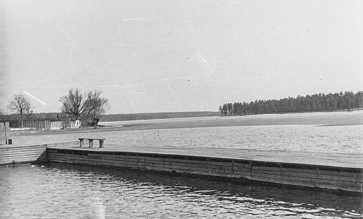 «Коробочка» на Верхнем пруду. Выкса — фото старой Выксы