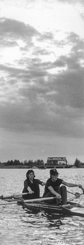 Плотина Верхнего пруда. Выкса — фото старой Выксы
