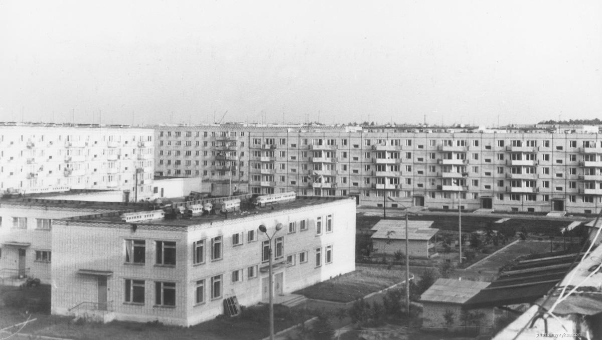 Детский сад. Выкса — фото старой Выксы