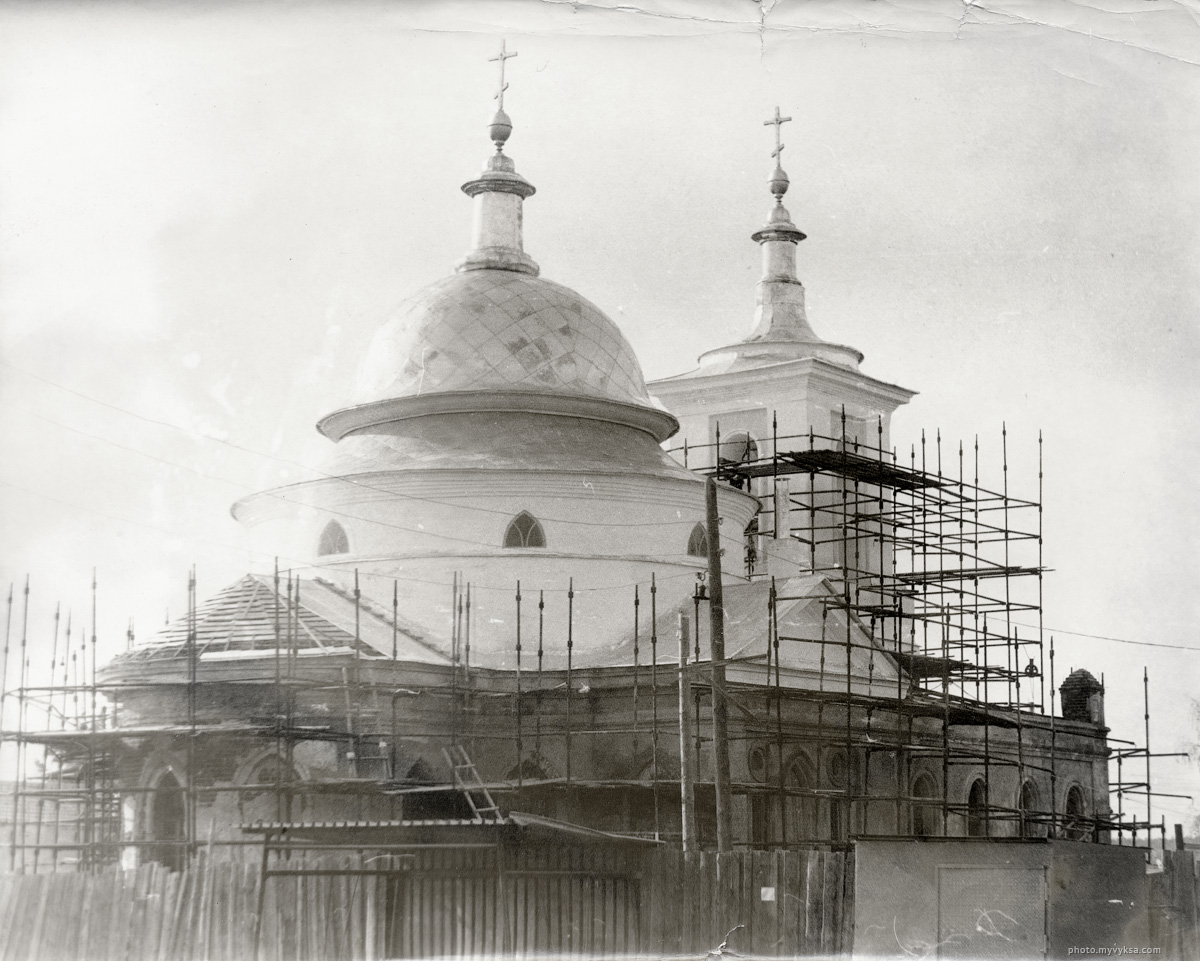 Вильская Свято-Никольская церковь