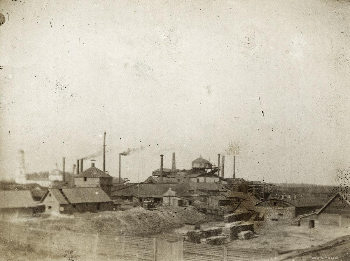 Верхневыксунский завод