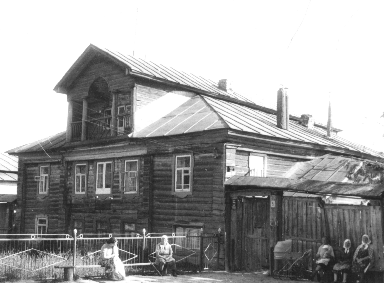 Дом жилой Шульца (Орловой). Начало XIX века